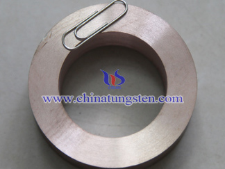 Tungsten Copper Military Throat Insert Picture